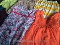 Женские сарафаны, юбки секонд-хенд экстра   Код 61049\61040