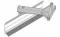 Scraper knife, Scrapers, Road-building machines and equipmen