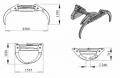 Грейфер клещевой, Устройства захватные, клещевые и грейферные механизмы