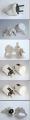 Вилки штепсельные и розетки, штекеры, гнезда и контакты оптом, Евровилка 10А 250В