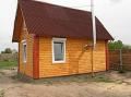 Баня деревянная монтаж и установка