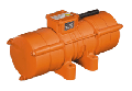 Vibrator areal IV-104B-6 380V; 50 Of Hz; rated power is 0,37 kW; power consumption is 0,53 kW; 1000 rpm; 2007 (Russia)