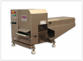 The device for molding of hamburgers the automatic machine double FASHIONS. V-3000 CP DOBLE