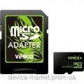 Verico MicroSDHC 128GB Class 10+SD adapter