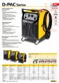 Аппарат для воздушно плазменной резки Deca D-PAC 90, 30-50А, 12мм, 115л/мин