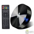Приставка Android Smart TV S82 4K Ultra HD