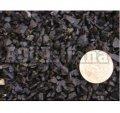Грунт базальт чёрный, колотый, фракция 2-5мм, 1 кг