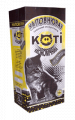Пакет бумажный для упаковки кормов для животных размером 170 х 120 х 385 мм 2 цвета
