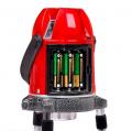 Уровень лазерный Проф. 5 лазерных головок ,звуковая индикация