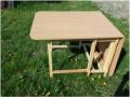 """La mesa """"la Mariposa"""" la parte inferior - el árbol, la parte superior - DSP"""