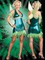 Зеленый костюм феи D-5886