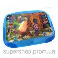Детский планшет говорящий 3D Маша и Медведь 3dmm