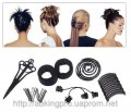 Заколка для волос Hairagami Хеагами (набор из 7 штук)