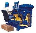 Шаговая гидравлическая машина для производства пустотелых блоков