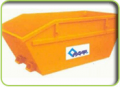Containers plastic