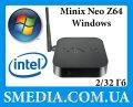 Медиаплеер на андроиде Minix Neo Z64 Windows