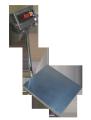 Товарні ваги ЗЕВС™ нержавіючого виконання 400х500 ВПЕ150 (А12ESS)