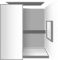 Реклама в лифте (конструкции внутри лифтов)