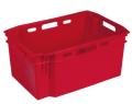 Ящик пластмасовий 600х400х270 суцільний конусний
