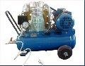 Компрессор К-29  ресивер 22 л; давление 8 Атм; производительность 160 л/мин; электродвигатель 220В; 2880 об/мин; передвижной с автоматикой