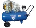 Компрессор К1  ресивер 110 л; давление 10 Атм; производительность 160 л/мин; электродвигатель 380В; 2880 об/мин; передвижной с автоматикой