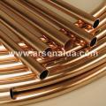 Los tubos los BrAzHMts10-3-1,5 de bronce, BrAzHN10-4-4. El GOST 1208-90