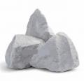 Натуральный камень колотый белый Каррара 30-40 мм