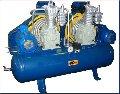 Компрессор К-33Ф  ресивер 250 л; давление 25 Атм; производительность 900 л/мин; электродвигатель  380В; 2880 об/мин; стационарній с автоматикой и фильтрацией