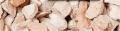 Мраморная крошка цветная Коралловая 12-16 мм
