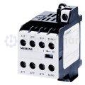 Контактор 3TG1010-0AG2 Siemens 4-х полюсный, мощность 13 кВт, напряжение управления AC 110V 50/60ГЦ, для монтажа на  DIN-рейке по низкой цене