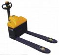 Перевозчик паллет (стоячий) грузоподъемностью 1.5 тон. CBD20-460