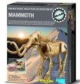 Раскопки динозавров. Скелет Мамонт kid00-03236