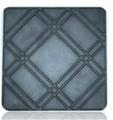 Прес-форму Тротуарна плитка 333 х 333 (2)