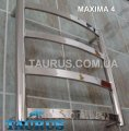 Приобрести полотенцесушитель Maxima 4/450 из н/ж стали