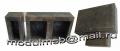 Пресс-форма для изготовления полимерпесчаного кирпича Старый город 180 х 120 х 55