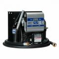 WALL TECH 220-40 - Мобильная заправочная станция для ДТ с расходомером