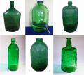Крупногабаритная стеклотара зелёного цветабанка, бутыль (бутель, бутль) – 10л (4 вида), 15л, 20л, 22л. Тип горловины: СКО, ТВИСТ оф, узкое резьбовое. Графины 3 литра