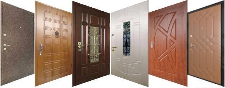 посоветуйте бронированные входные двери