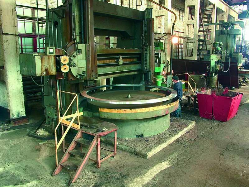 Северодонецкий завод химического нестандартизированного оборудования (СЗХНО), ОДО