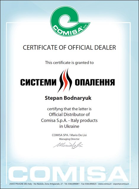Bodnaryuk Stepan Alekseevich, ChP