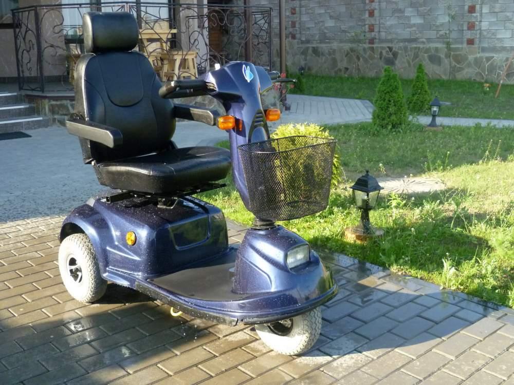 Elscooter - Электроскутеры для инвалидов и пожилых людей