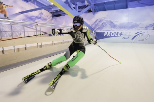 Ski simulators PROLESKI indoor for skiers and snowboarders   Production, sale, installation turnkey   infinite slope and endless slope