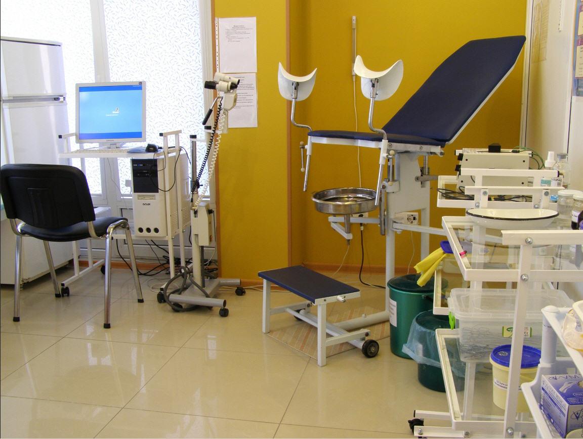 Фото гинекологический кабинет 25 фотография