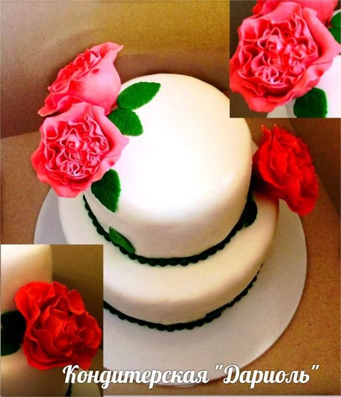 Дариоль-торты на заказ фото