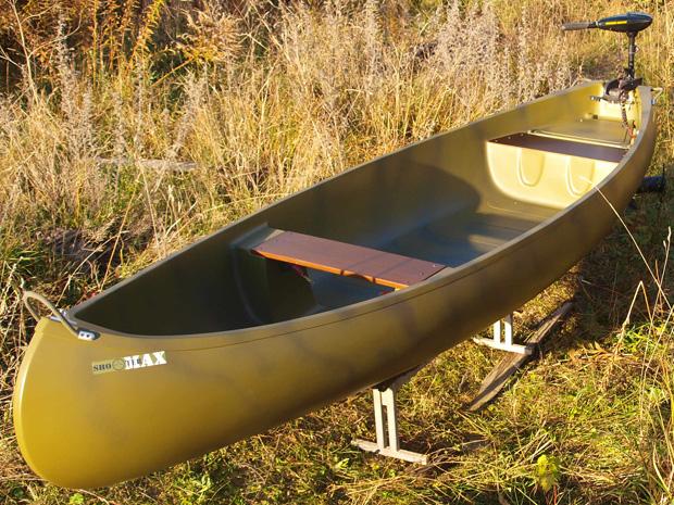 большая легкая лодка