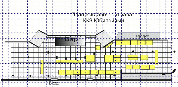 Hersonskij vystavochnyj centr «EKSPO - CENTR»