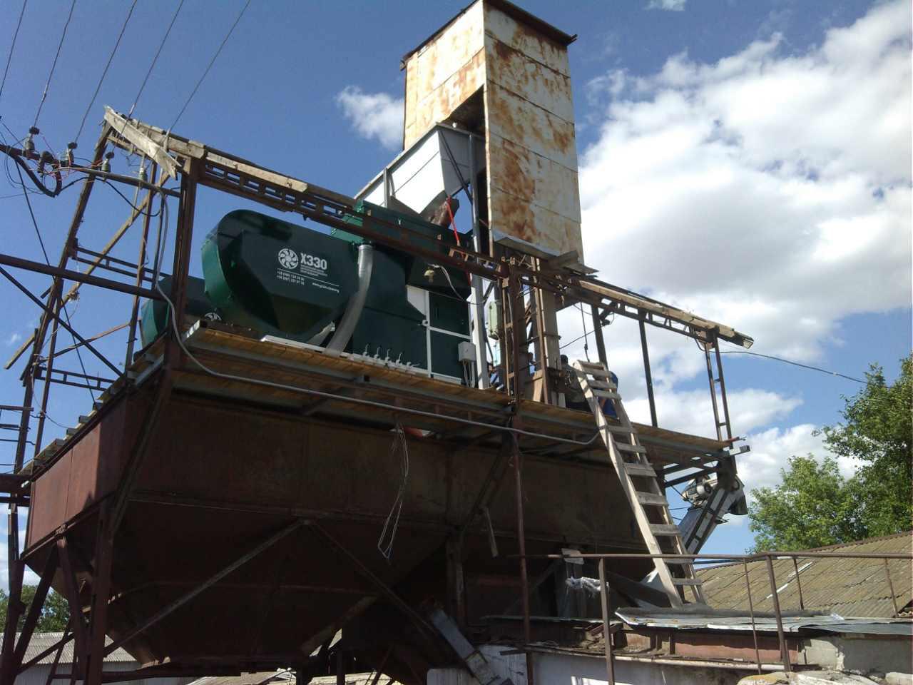 Харьковский завод зерноочистительного оборудования, ООО