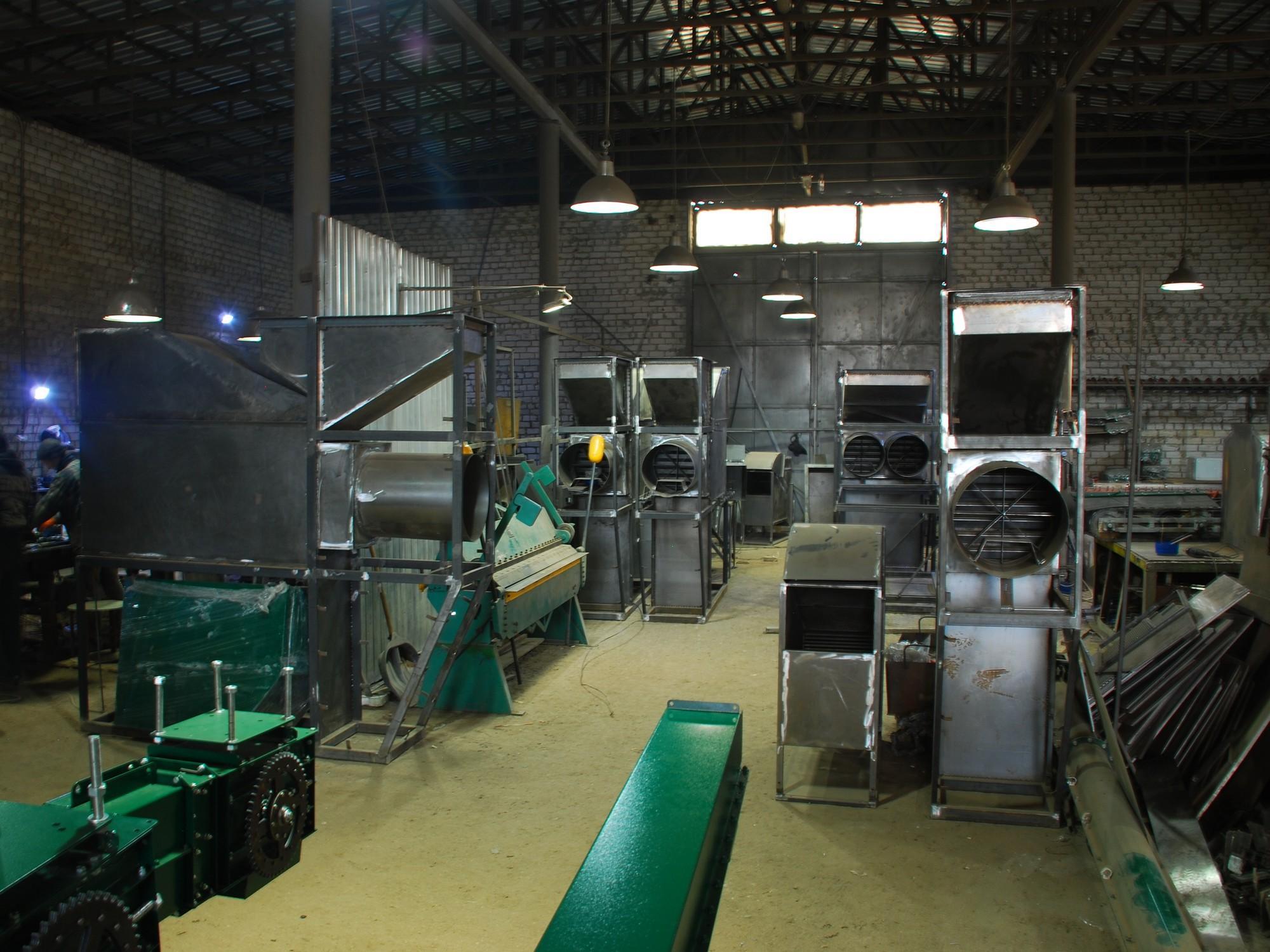 哈爾科夫糧食清理廠