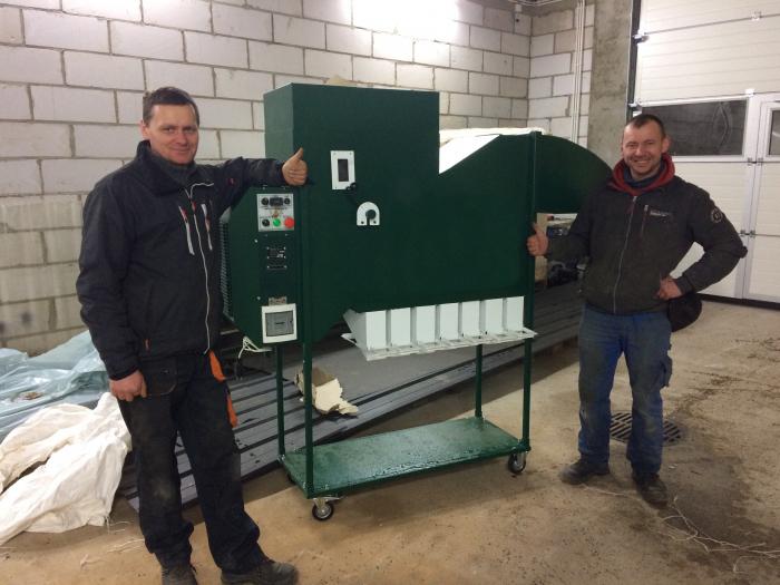 Kharkov viljan siivouslaitosta, LLC