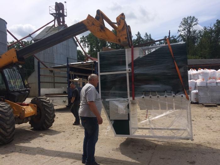 Kharkov Grain Cleaning Plant, LLC